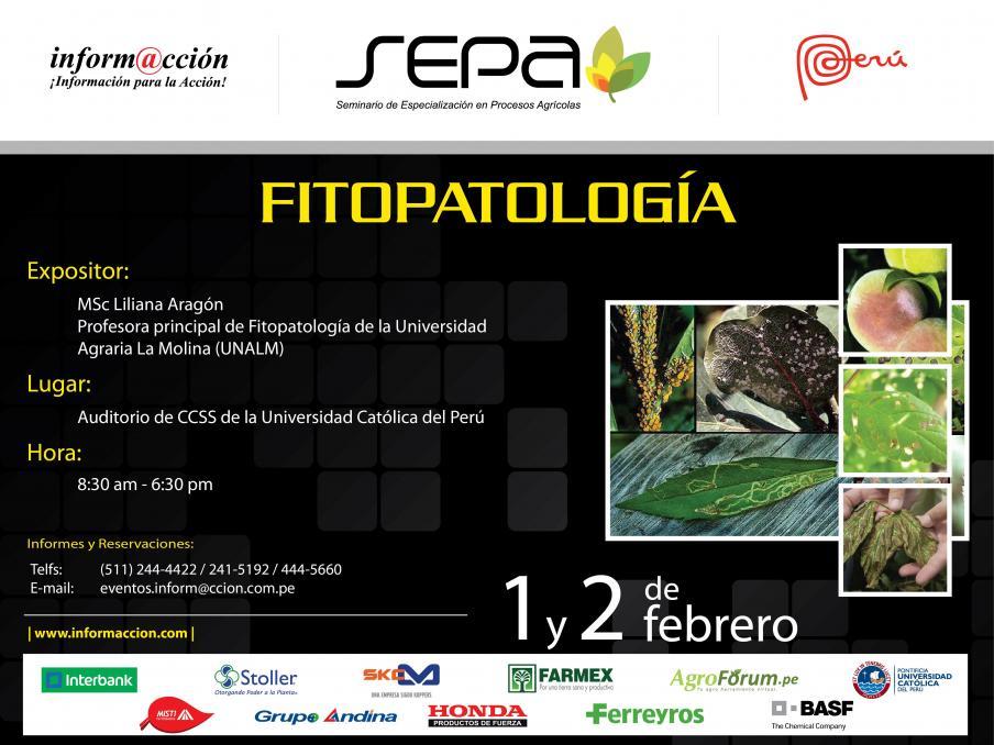 Nombre:  SEPA FITOPATOLOGÍA 1y 2 FEB.jpg Visitas: 1864 Tamaño: 93.8 KB
